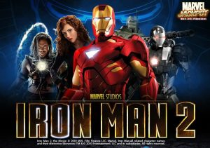 Iron Man 2 video slot