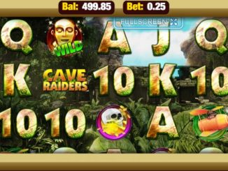 Cave Raiders Video Slot