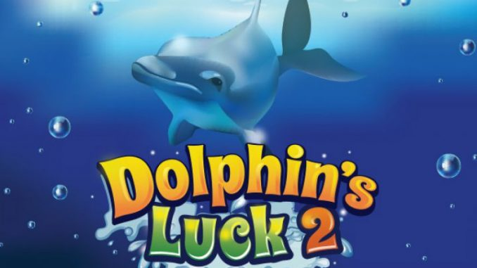 Dolphin'S Luck 2 Slot Machine
