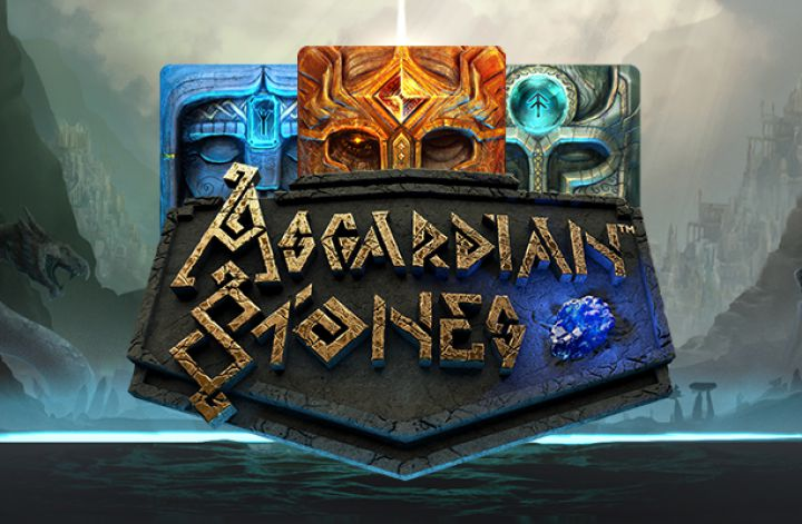 Asgardian Stones video slot machine screenshot
