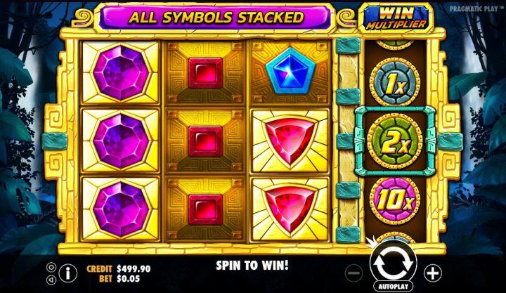 Wild Berry 50 Line Slot Machine