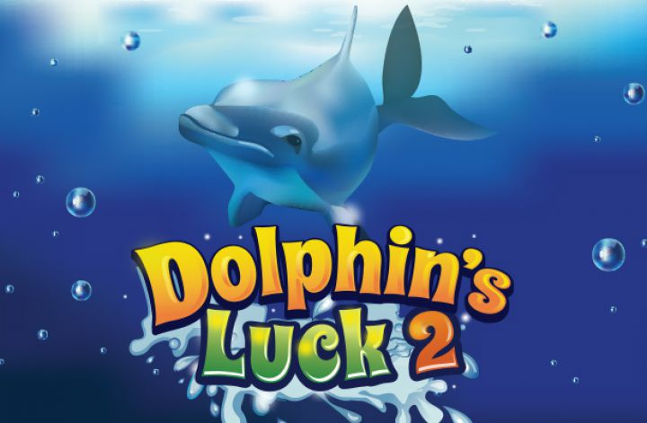 Dolphin's Luck 2 video slot game screenshot