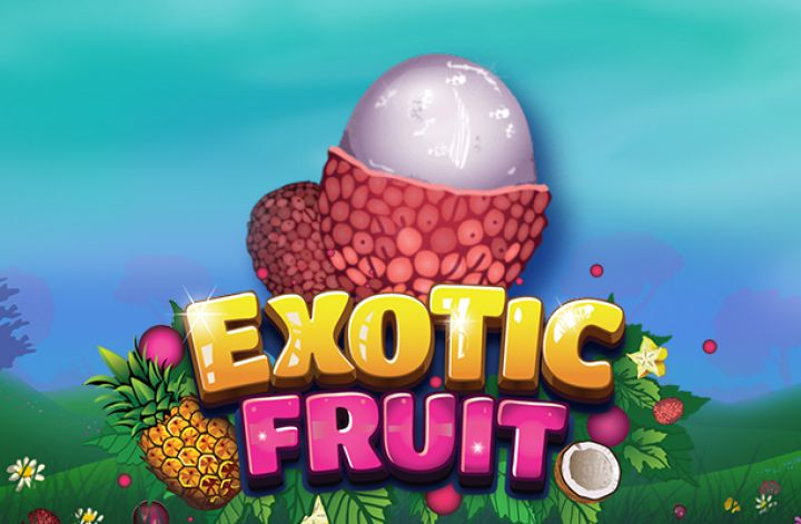 Exotic Fruit slot machine screenshot