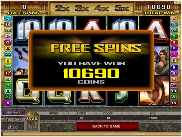 Video Slots With Bonus