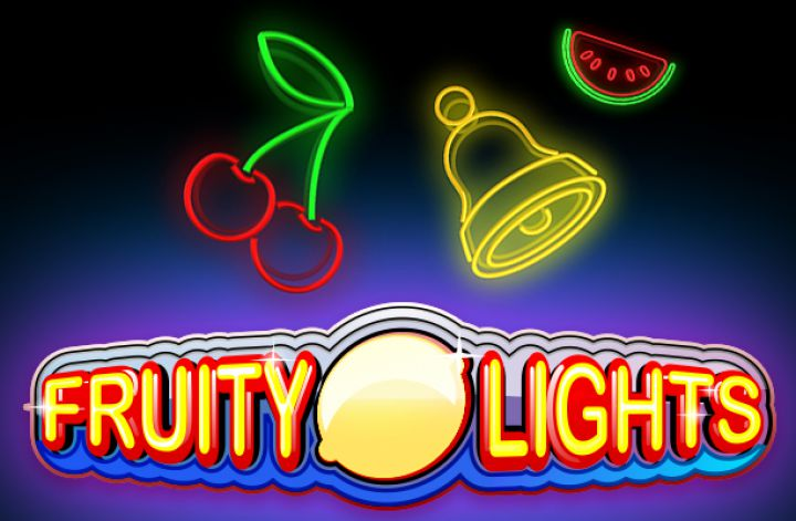 Fruity Lights slot game screenshot