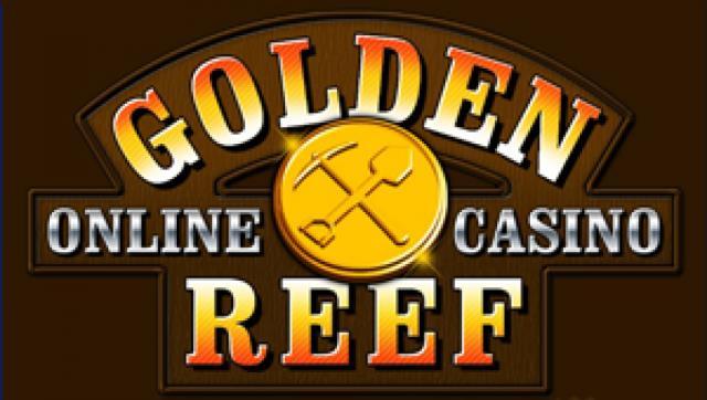 Golden Reef Casino Review Screen