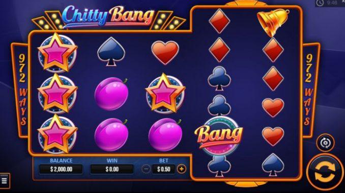 Chitty Bang Slot Machine