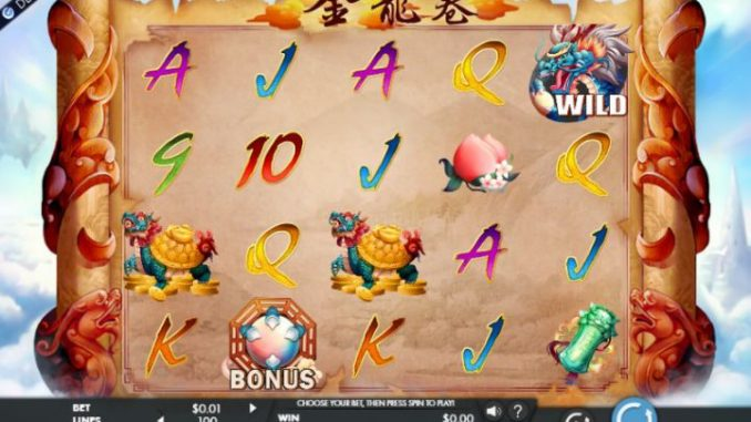 Spiele DragonS Scroll - Video Slots Online