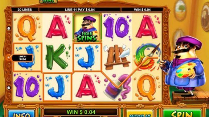 Pablo Picasslot Slot Machine